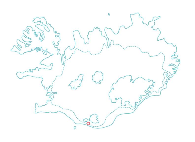 Iceland-Map-Skogafoss