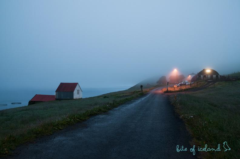 Mjoifjordur Iceland