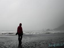 Vík – the dark side of the beach