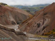 Hvannagil Canyon – a hiker's paradise