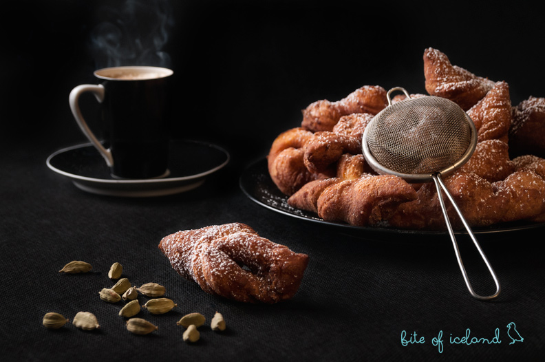 Check out our recipe for delicious Icelandic doughnuts - kleinur. In Iceland there's no coffee break without them. Traditionally made with sour milk. | Scandinavian doughnuts | donuts