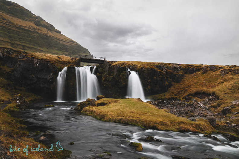 Start to pack! Iceland is waiting. | Waterfall in Grundarfjordur