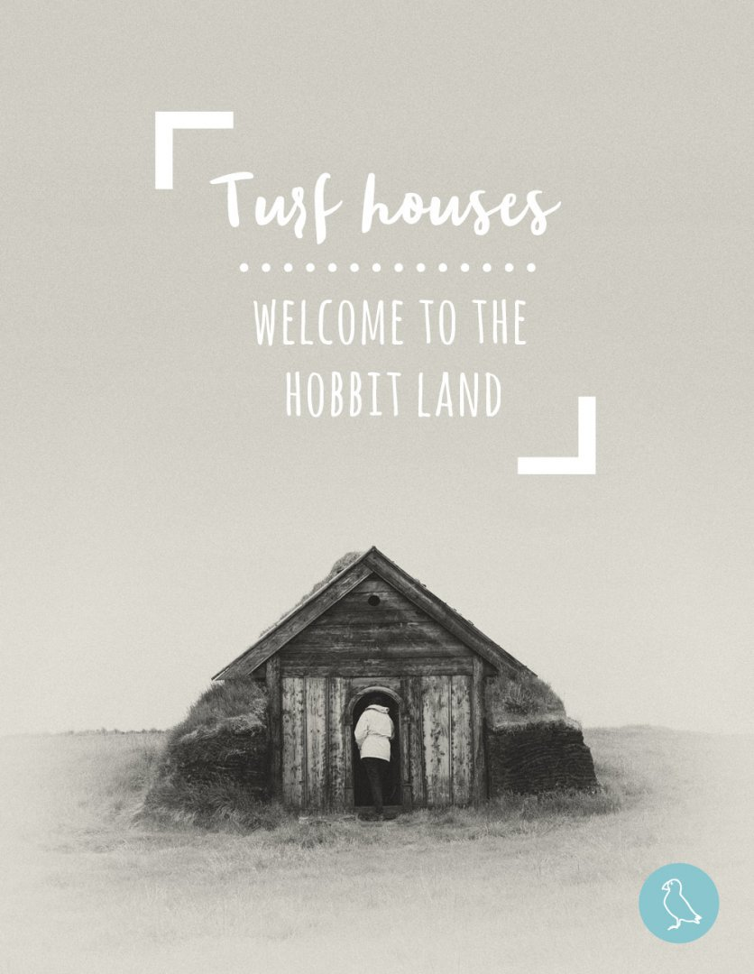 Welcome to the Hobbit Land! Turf houses | Iceland