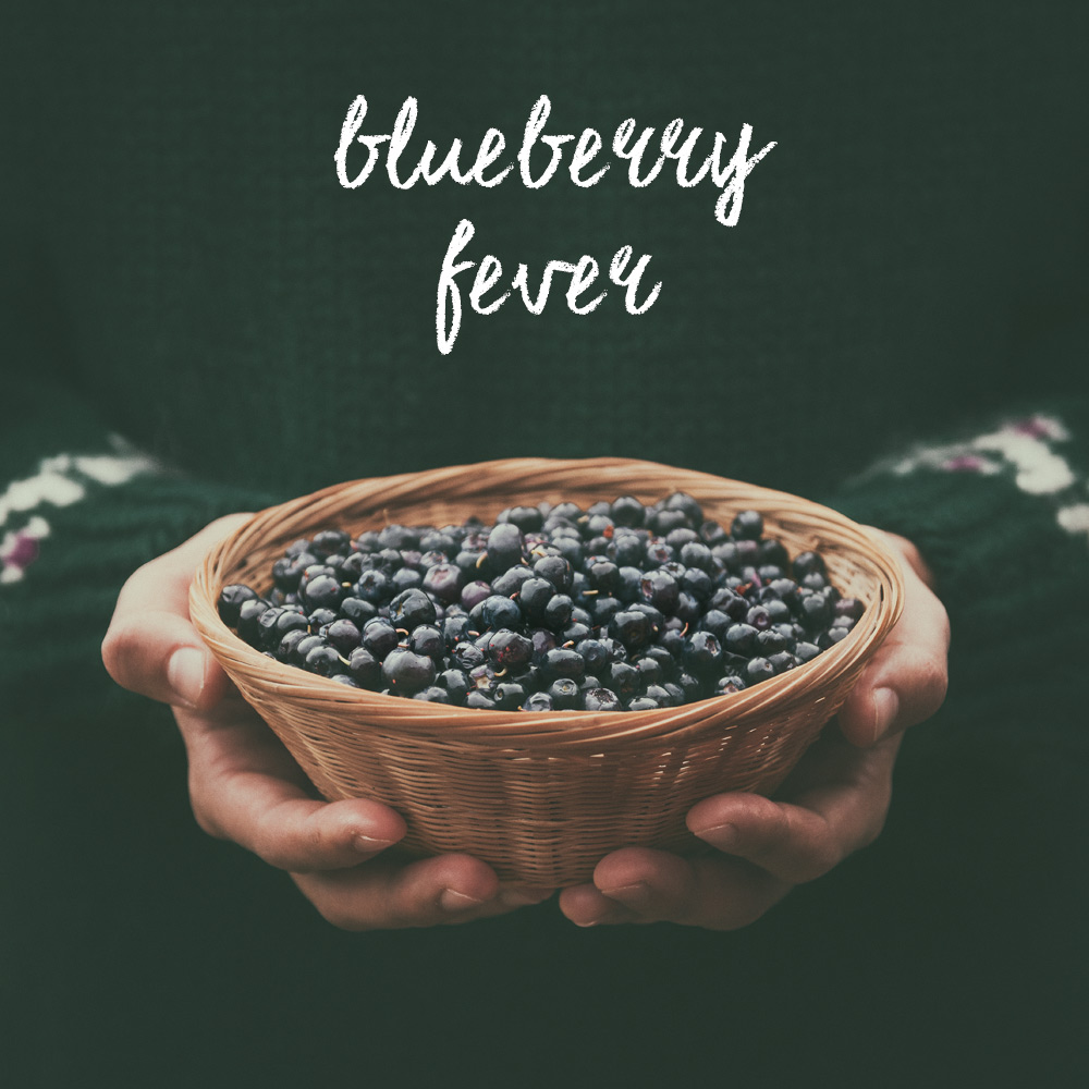 Blueberry fever