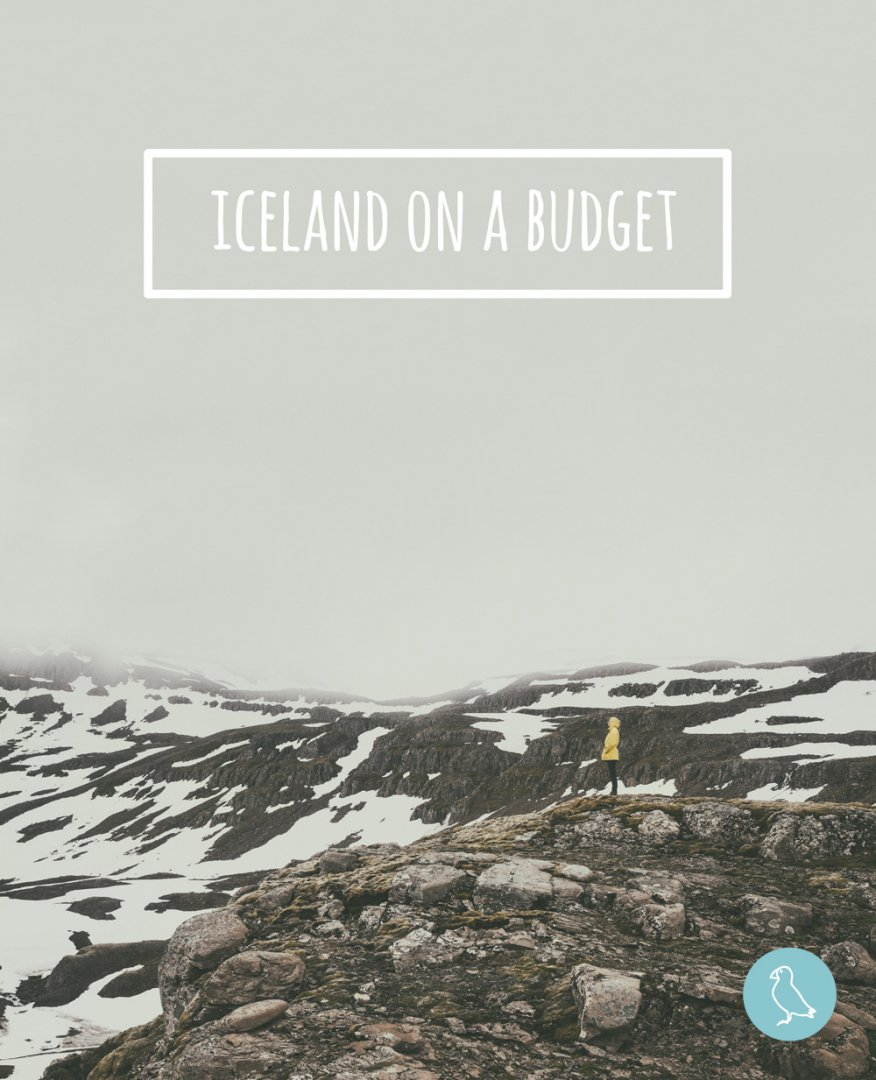 Your passport to a budget trip in Iceland. How to save on food. Budget travel.
