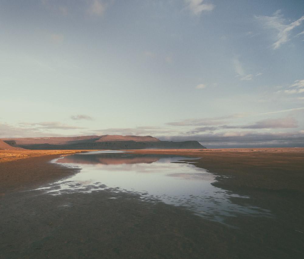 Raudisandur | Red sand beach | Westfjords