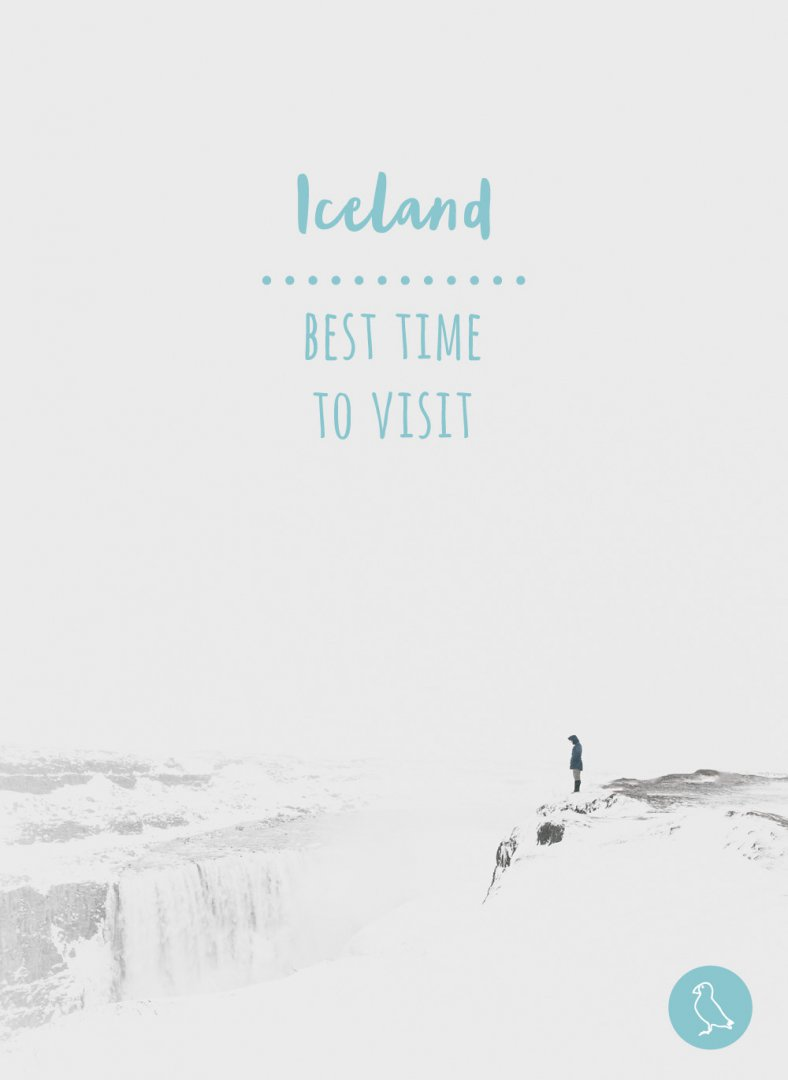 Best time to visit Iceland? It's not so easy to answer this question. Every season has its own magical spirit and offers a completely different experience. If you are planning a trip, there's a tough decision to be made. Check out our guide!