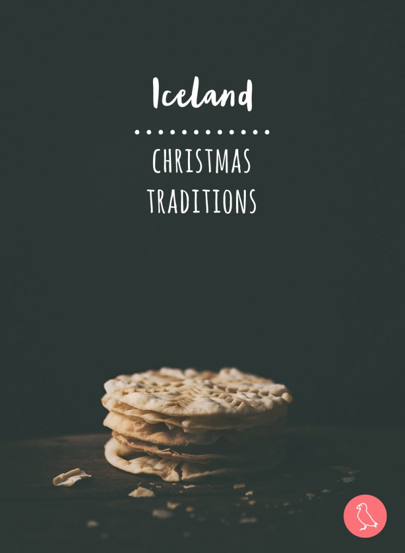 Christmas in Iceland is in a way really special. Some of the Icelandic Christmas traditions are rather amusing. Let's see what bothers Icelanders at this time of the year and what dishes appear on their Christmas tables. The Yule Cat, skata, leaf bread (laufabraud) and other traditions.