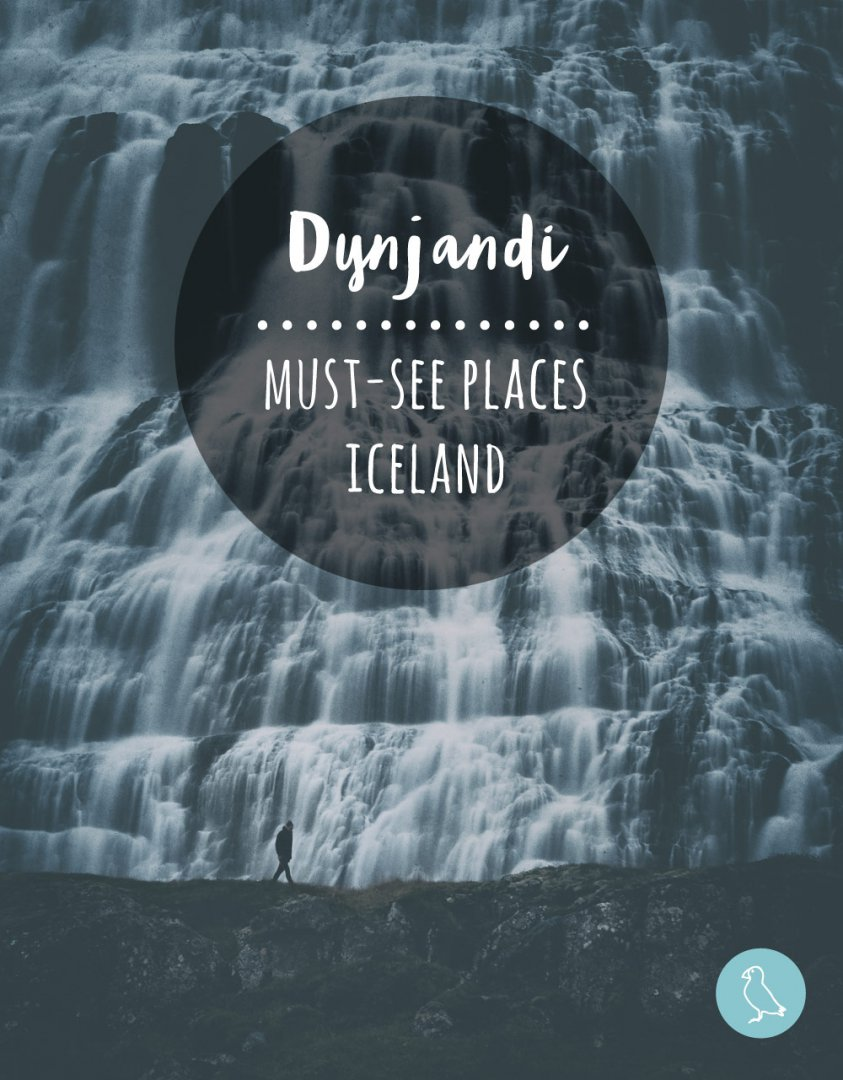 Iceland is a paradise for all those who are crazy about waterfalls. Let's meet majestic Dynjandi – a real treasure of the Westfjords.