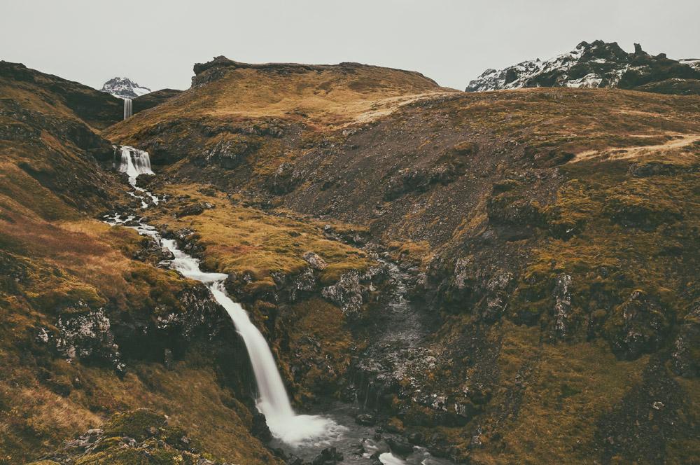 Snaefellsnes Islandia na weekend