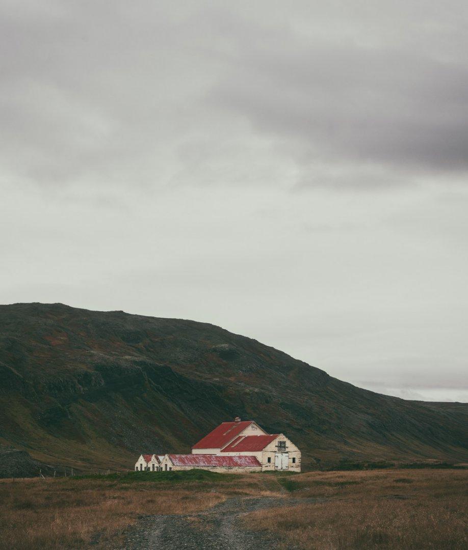 Snaefellsnes Islandia na weekend farma