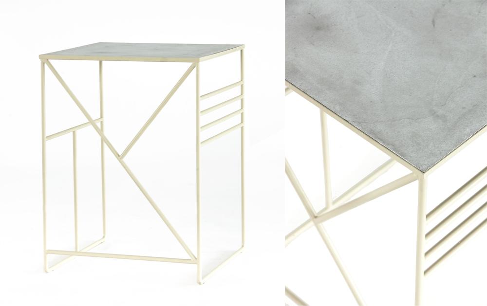Icelandic design Berg tables by Thorunn Hannesdottir