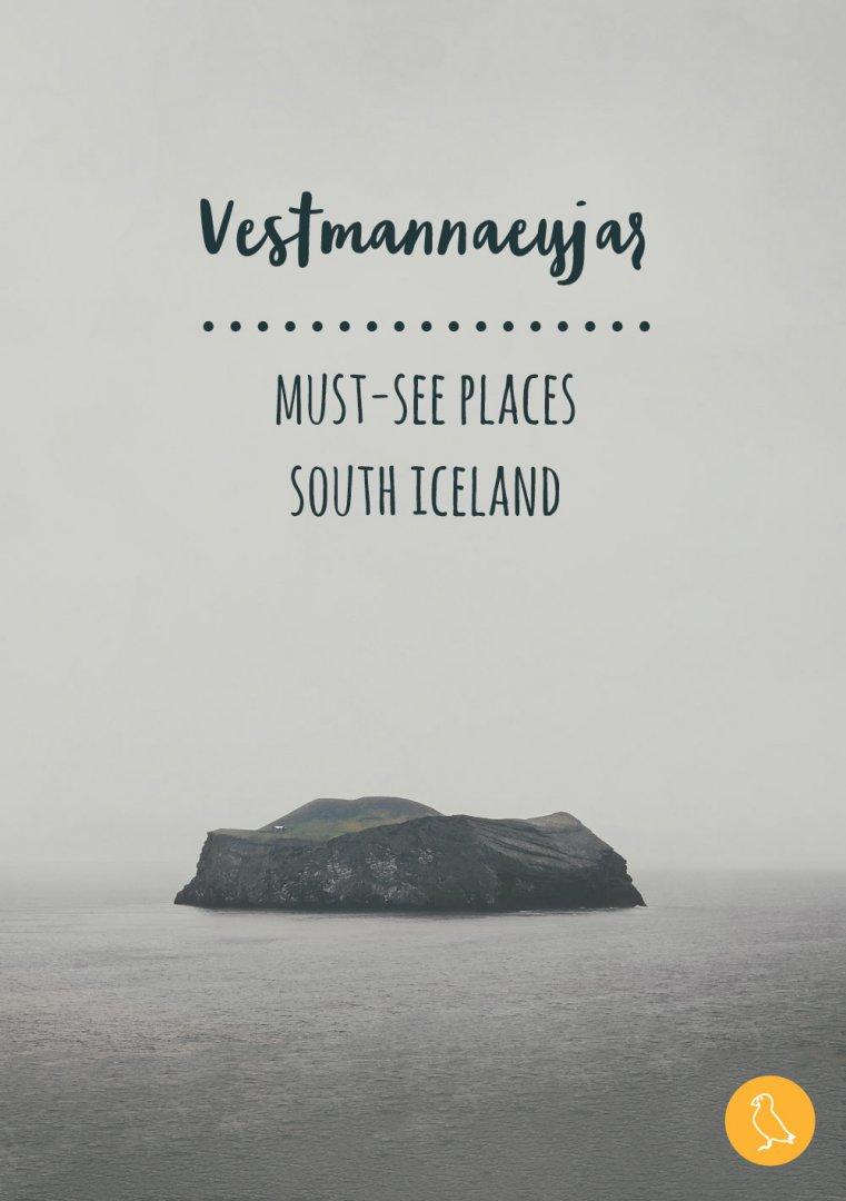 Westman Islands Vestmannaeyjar