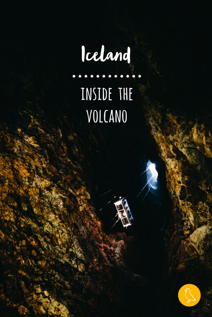 Inside the Volcano Thrihnukagigur review