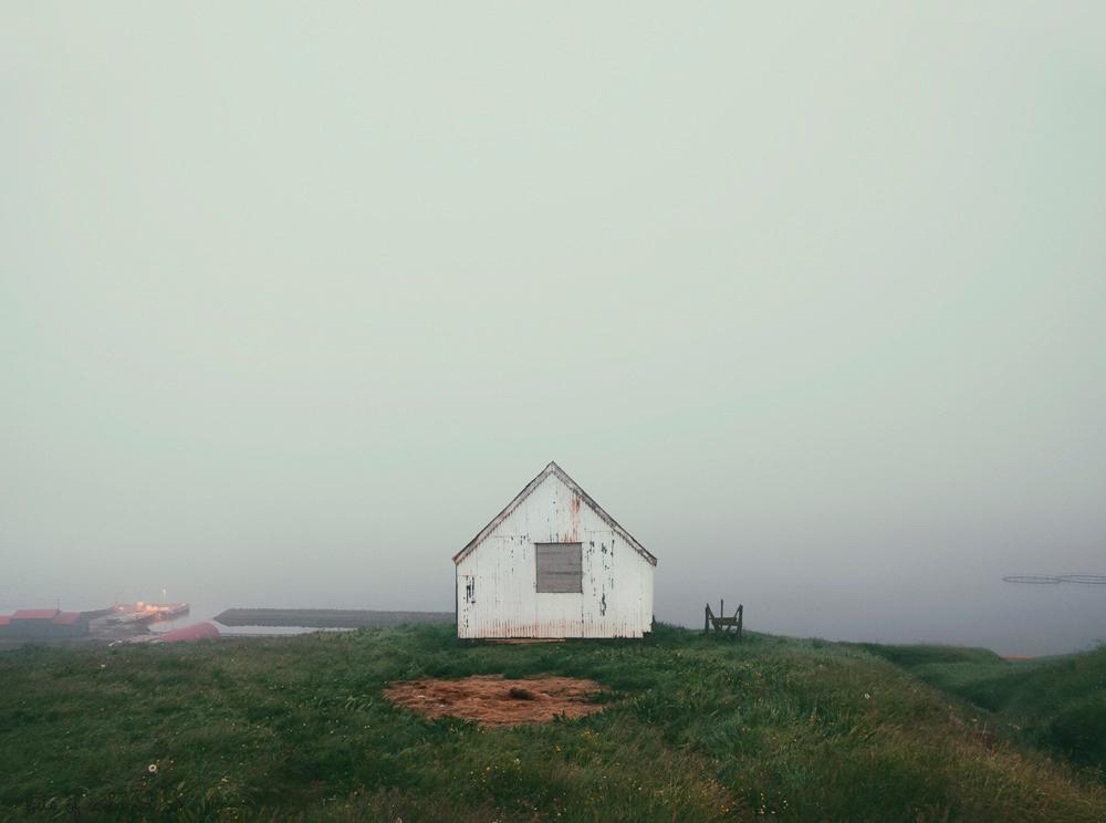 East Iceland Mjoifjordur