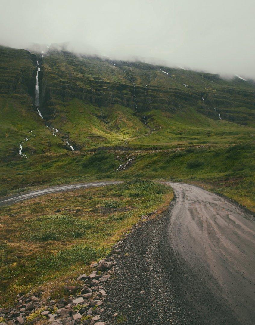 Islandia co warto zobaczyc Mjoifjordur