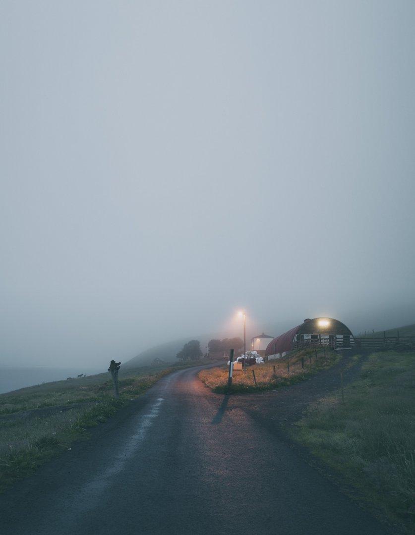 Islandia ciekawe miejsca Mjoifjordur