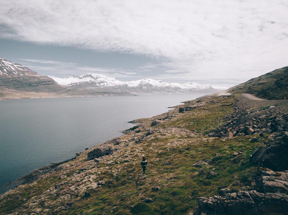 East Fjords Iceland Vattarnes