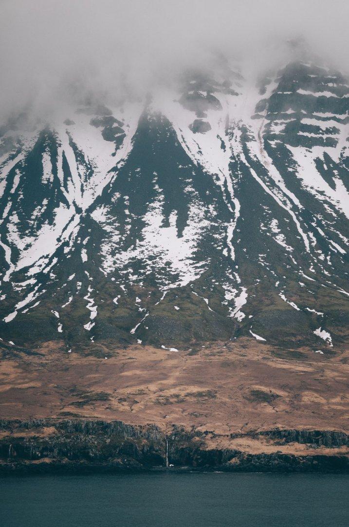 Islandia ciekawe miejsca Seydisfjordur