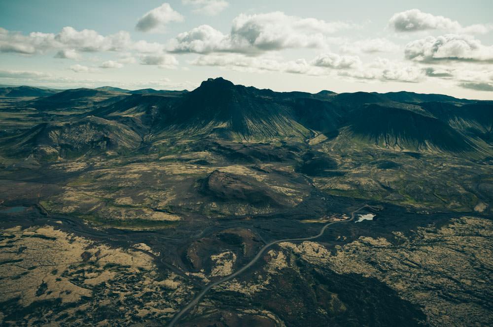 Paragliding in Reykjavik