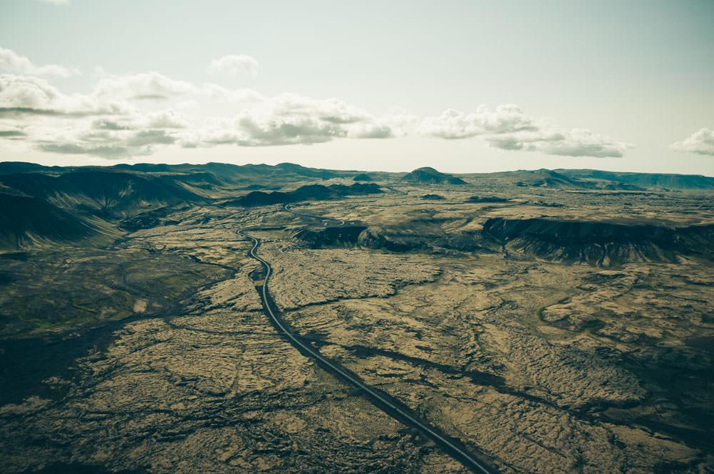 Islandia Rejkiawik paralotnie