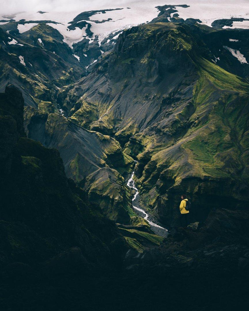 Islandia Thorsmork atrakcje turystyczne