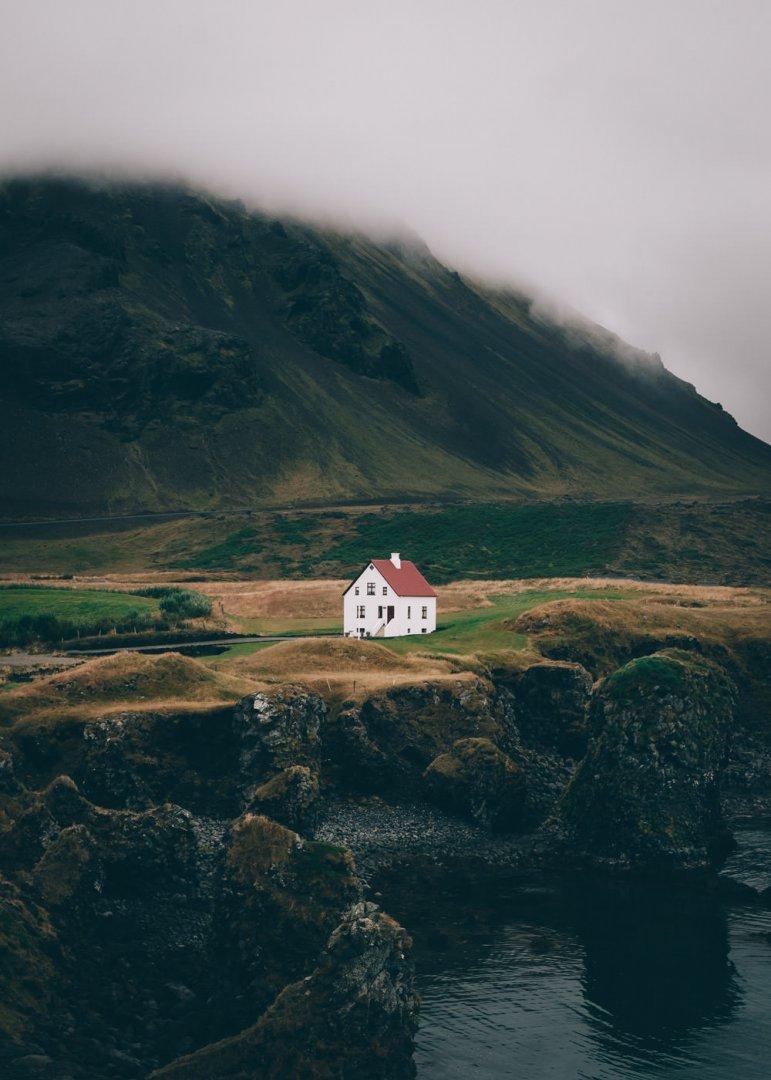 Islandia atrakcje turystyczne Arnarstapi