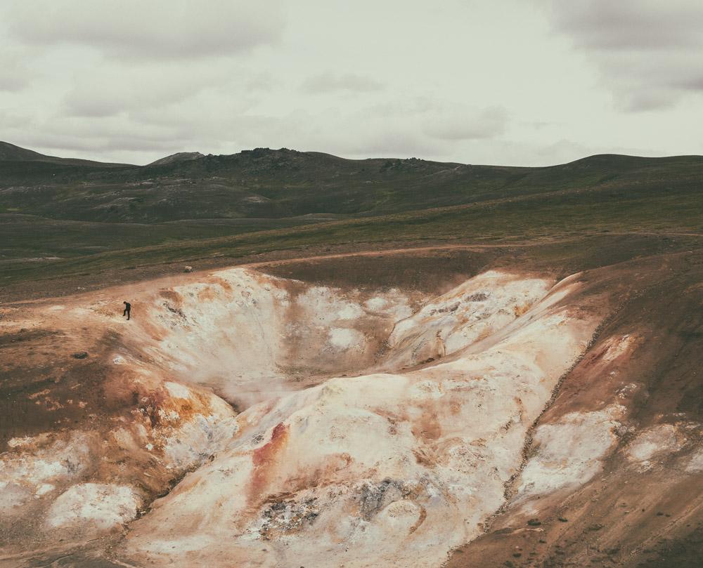 Islandia ciekawe miejsca Krafla