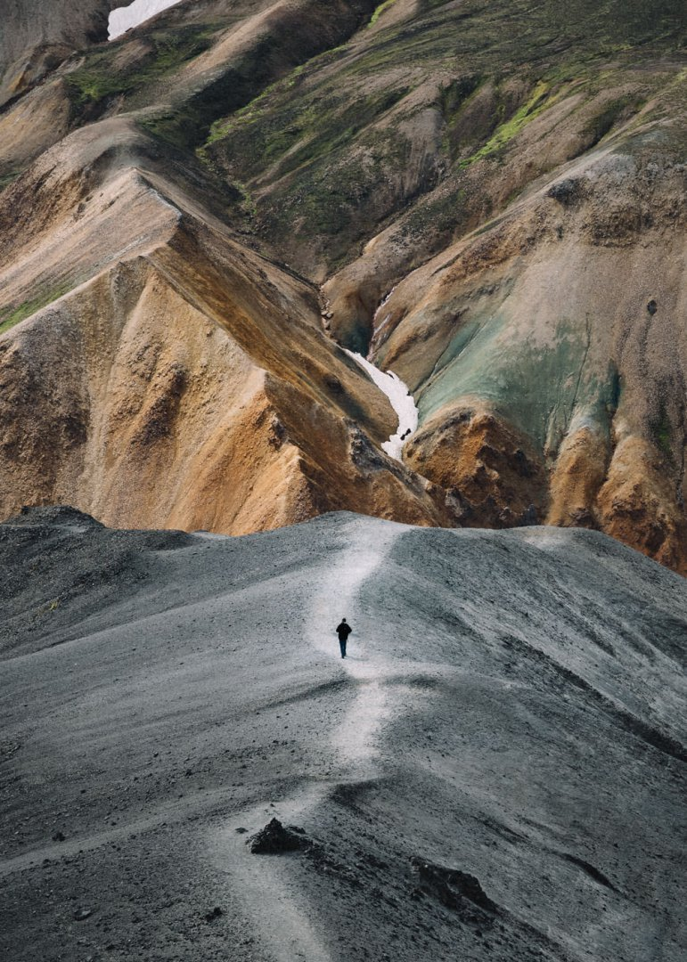 Best places to go in Iceland Landmannalaugar