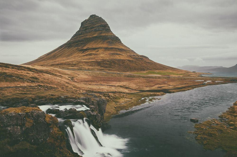 Islandia atrakcje Kirkjufell