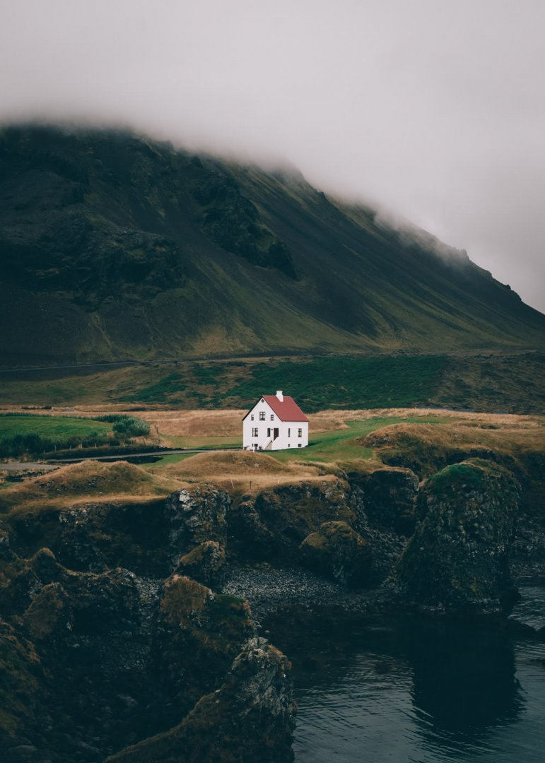 Places to visit in Iceland Arnarstapi
