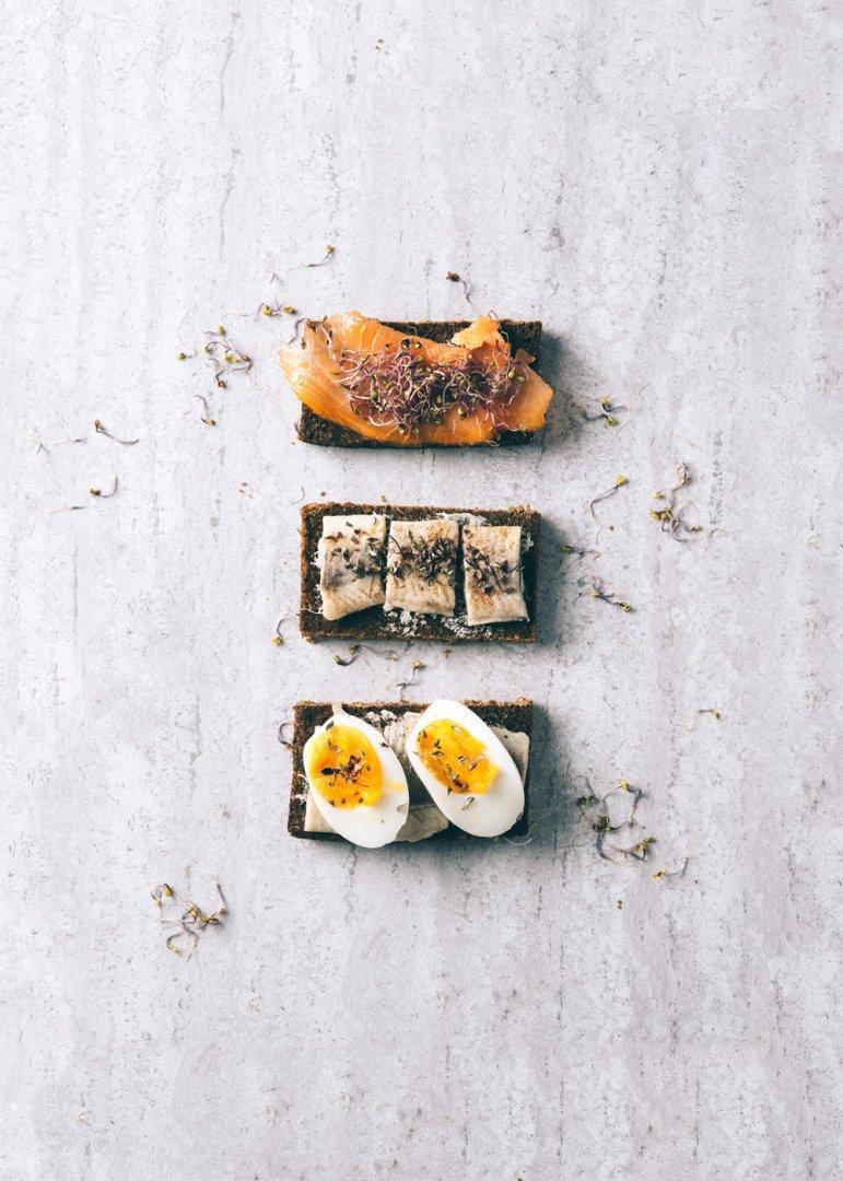 Icelandic breakfast