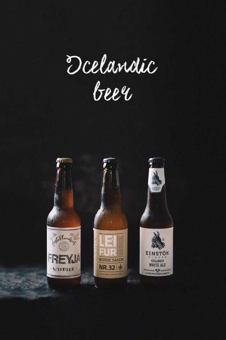 Best Icelandic beer