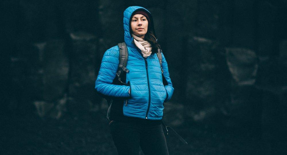 Kurtka Fjord Nansen Idunn recenzja test