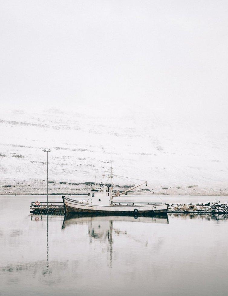 Islandzki kuter