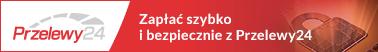Zapłać przez Przelewy24